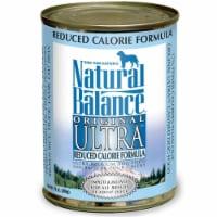 Natural Balance Pet Foods 723633065535 13 oz Original Ultra Reduced Calorie Dog Food-12pk - 12