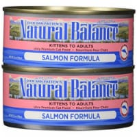 Natural Balance Pet Foods 723633532259 5.5 oz Natural Balance Salmon Formula Canned Cat Food