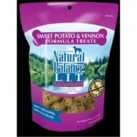 Natural Balance Pet Foods NA60600 Sweet Potato And Venison Dog Treats, 14 Oz. - 1