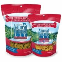 Natural Balance Pet Foods NA62414 L.I.T. Limited Ingredient Treats Sweet Potato & Bison, 14oz