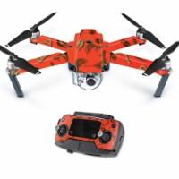 MightySkins DJMAVPRO-Nice Rack Skin Decal Wrap for DJI Mavic Pro Quadcopter Drone Cover Stick