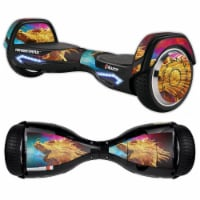 MightySkins RAHOV2-The Golden Dragon Skin Decal Wrap for Razor Hovertrax 2.0 Hover Board - Th