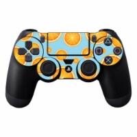 MightySkins SOPS4CO-Orange Slices Skin Decal Wrap for Dualshock PS4 Controller - Orange Slice - 1