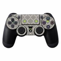 MightySkins SOPS4CO-Quatrefoil Skin Decal Wrap for Dualshock PS4 Controller - Quatrefoil