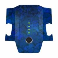 MightySkins DJMAVBAT-Blue Ice Skin Decal Wrap for DJI Mavic Pro Battery Sticker - Blue Ice