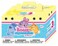 Emzo's Kawaii Squeezies Series 2 Animal Novelty (one random figure)