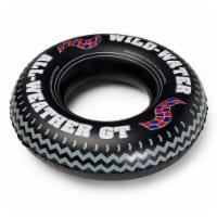 Swimline 9021 36 Inch Inflatable Swimming Pool River Lake Floating Tire Tube