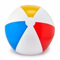 Swimline 90036 Inflatable 36 Inch Classic Rainbow Beach Ball For Pool or Lake