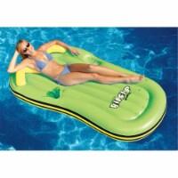 Swimline 90603 Flip-Flop Inflatable Lounge - 1
