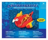 Swimline Multicolored Vinyl Inflatable Pool Float - Case Of: 1;