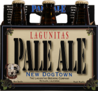 Lagunitas Brewing Company Dog Town Pale Ale