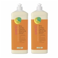 Sonett Organic Olive Laundry Liquid for Wool and Silk (35 fl. oz/1L) - Container