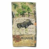Kay Dee Designs Wilderness Moose Terrycloth Kitchen Towel