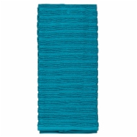 Kay Dee Designs Terry Ribbed Kitchen Towels - 2 Pack - Teal