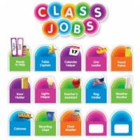 Tape It Up Class Jobs Bulletin Board Set, 88 Pieces