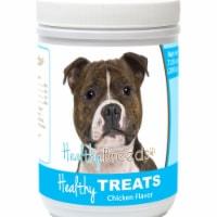 Staffordshire Bull Terrier Healthy Soft Chewy Dog Treats - 1