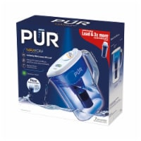 Pur Ultimate 7-Cup Water Filtration Pitcher with Maxion Technology - White