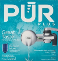 Pur Plus Faucet Filtration System - Chrome