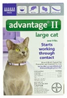 Advantage II Large Cat Flea Treatment