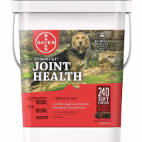 Bayer Healthcare Animal BY50446 Synovi G3 Soft Chews - 240 Count