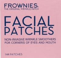 Frownies  Facial Patches for Corners of Eyes & Mouth