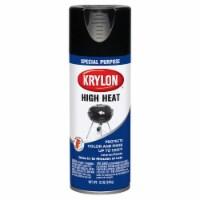 Krylon® Special Purpose High Heat Spray Paint - Black