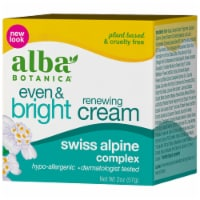 Alba Botanica Even & Bright Renewing Cream
