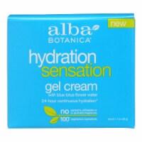 Alba Botanica - Hydrtn Sen Gel Cream - 1 Each - 1.75 FZ - Case of 1 - 1.75 FZ each