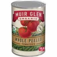 Muir Glen Organic Tomatoes - Whole Peeled - 14.5 oz - Pack of 3