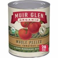 Muir Glen Organic San Marzano Style Whole Peeled Tomatoes
