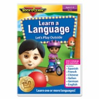 Learn a Language DVD, Let's Play Outside - 1