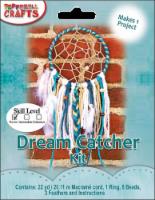 Pepperell Crafts Macramé Dream Catcher Kit