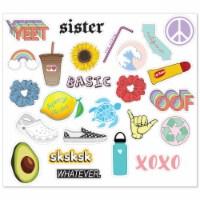 MightySkins D-VSGO25-1 Nature Lover Cute Stickers for Water Bottles & Laptops, VSGO25 1 Girl