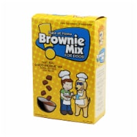 Pet Snax 873991 1 lbs Bake At Home Brownie Mix Dog Treat - 1