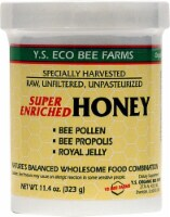 YS Eco Bee Farms  Super Enriched Honey