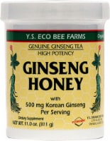 YS Eco Bee Farms  Ginseng Honey