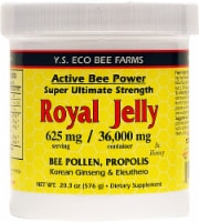 YS Eco Bee Farms  Active Bee Power Royal Jelly Paste