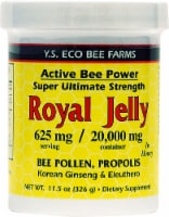 YS Eco Bee Farms  Alive Bee Power Royal Jelly Paste
