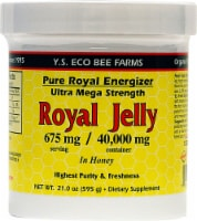 YS Eco Bee Farms  Pure Royal Energizer