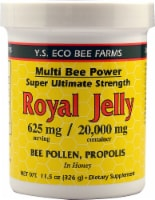 YS Eco Bee Farms  Multi Bee Power Royal Jelly