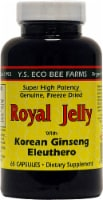 YS Eco Bee Farms  Royal Jelly with Korean Ginseng and Eleuthero