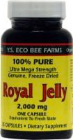 YS Eco Bee Farms  Royal Jelly