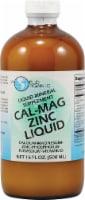 World Organic Cal-Mag Zinc Liquid Supplement - 16 fl oz