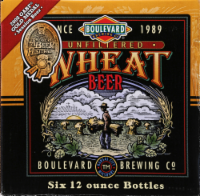 Boulevard Brewing Wheat Company Beer
