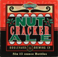 Boulevard Brewing Co. Nut Cracker Ale - 6 bottles / 12 fl oz
