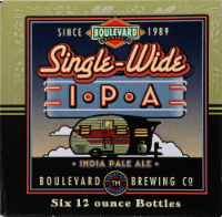 Boulevard Brewing Wheat Company Beer Pop-Up Session IPA - 6 bottles / 12 fl oz