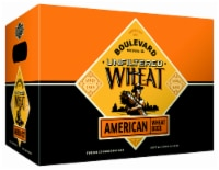 Boulevard Brewing Co. Unfiltered Wheat American Beer