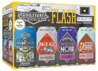 Boulevard Brewing Co. Flash Pack 4 x 3 Format - 12 cans / 12 fl oz