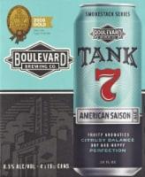 Boulevard Brewing Co. Tank 7 American Saison Ale
