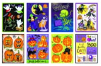 Impact Innovations Gel Clings Halloween Decor - Case Of: 48; - Case of: 48